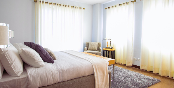 Bedroom cleaning in South Portland, Maine